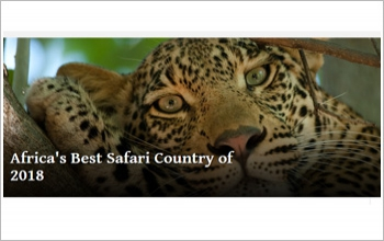 Africa's Best Safari Country of 2018